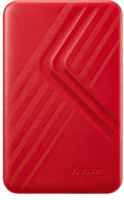 "Жесткий диск APACER 2.5"" USB 3.1 AC236 2TB Red (AP2TBAC236R-1)"