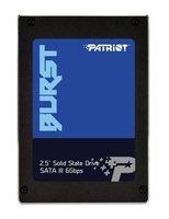 """<p>SSD накопичувач PATRIOT Burst 240GB 2.5"""" SATA TLC (PBU240GS25SSDR)</p>"""