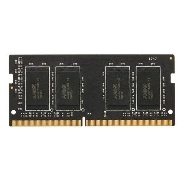 Купить Оперативная память - ОЗУ, Память для ноутбука AMD DDR4 2400 16GB SO-DIMM (R7416G2400S2S-U)