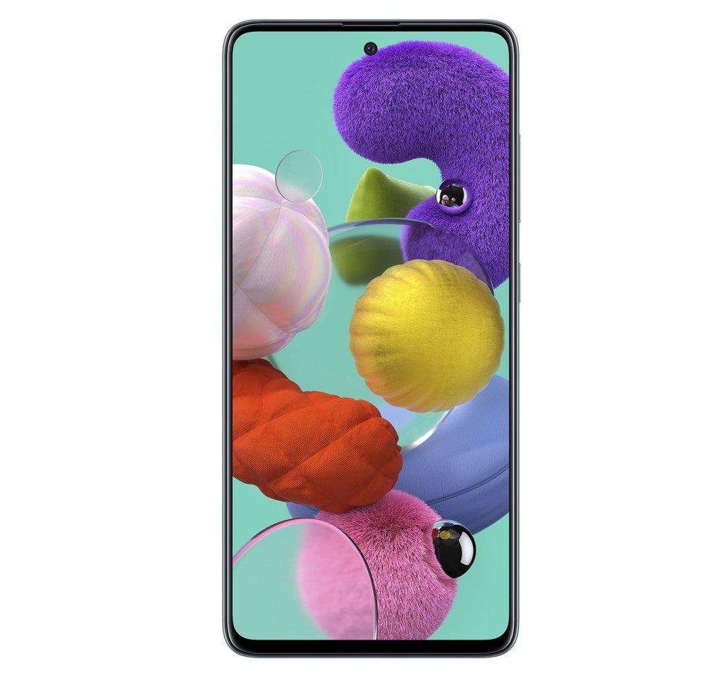 Смартфон Samsung Galaxy A51 (A515F) 6/128GB DS Blue фото