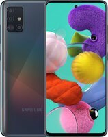 Смартфон Samsung Galaxy A51 (A515F) 6/128GB DS Black