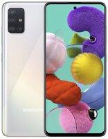 Смартфон Samsung Galaxy A51 (A515F) 6/128GB DS White