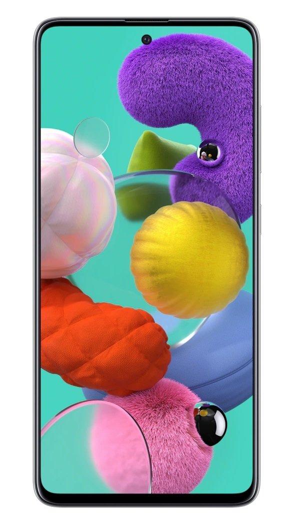 Смартфон Samsung Galaxy A51 (A515F) 4/64GB DS White фото