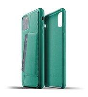 Чeхол MUJJO для iPhone 11 Pro Max Full Leather Wallet Alpine Green