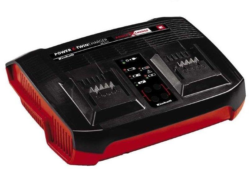 Зарядное устройство Einhell 18V Power-X-Twincharger 3 A (4512069) фото 1