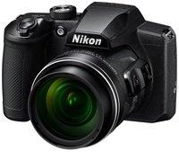Фотоаппарат NIKON Coolpix B600 Black (VQA090EA)