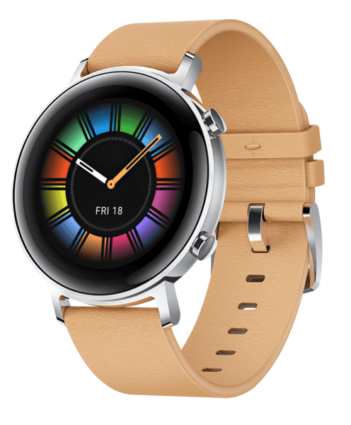 Купить Smart Watch (Умные часы), Смарт-часы Huawei Watch GT 2 42mm DAN-B19 Gravel Beige Classic Edition