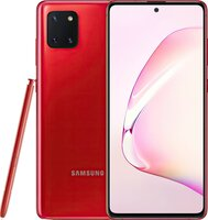 Смартфон Samsung Galaxy Note 10 Lite 6/128Gb Red