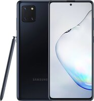 Смартфон Samsung Galaxy Note 10 Lite 6/128Gb Black