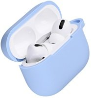Чехол 2Е для Apple AirPods Pro Pure Color Silicone (2.5mm) Sky Blue