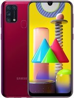 Смартфон Samsung Galaxy M31 M315F Red