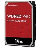 """Жесткий диск внутренний WD 3.5"""" SATA 3.0 14TB 7200 512MB Red Pro NAS (WD141KFGX)"""