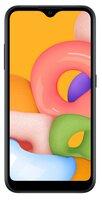Смартфон Samsung Galaxy A01 A015F Black