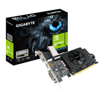 Видеокарта Gigabyte Gigabyte GeForce GT710 2GB GDDR5 64bit low profile (GV-N710D5-2GIL)