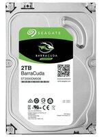 "Жесткий диск внутренний SEAGATE HDD 3.5"" SATA 3.0 2TB 7200RPM 256MB BarraСuda (ST2000DM008)"