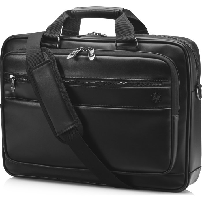 "<p>Сумка HP Executive Leather Top Load 15.6"" Black</p>фото1"