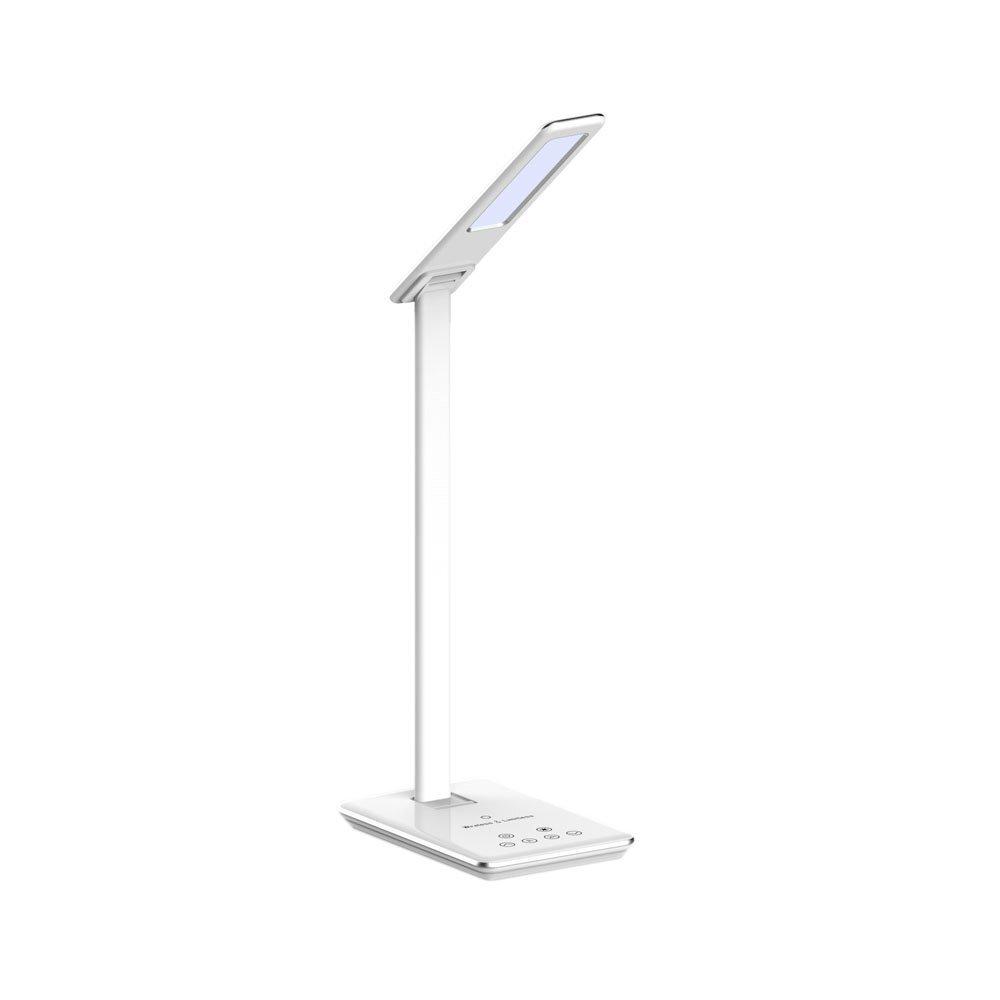 Настольная лампа светодиодная LED V-TAC SKU-8601 5W 230V 3000-5000К white фото 1