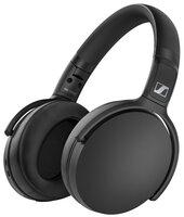 Наушники Sennheiser HD 350 BT Over-Ear Wireless Mic Black