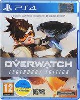 Игра Overwatch Legendary Edition (PS4, Русский язык)
