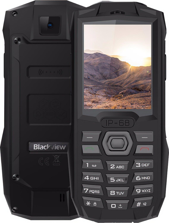 Мобильный телефон Blackview BV1000 DS Black OFFICIAL UA фото 1