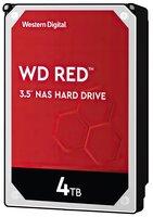 """Жорсткий диск внутрішній WD SATA 3.0 4TB 3.5"""" 5400 256MB Red NAS"""