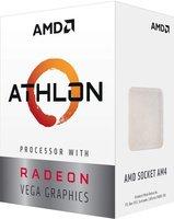 Процесор AMD Athlon 3000G 2/4 3.5GHz 4Mb AM4 35W Box (YD3000C6FHBOX)