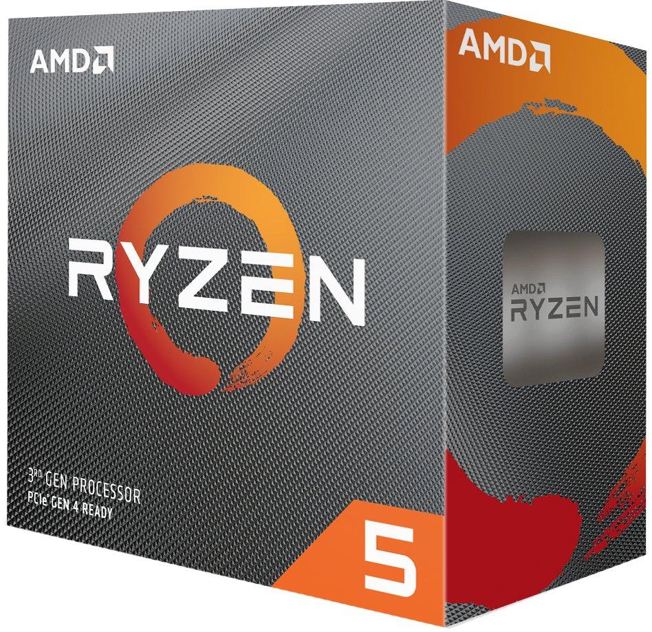 Процесор AMD Ryzen 5 3600 6/12 3.6GHz 32Mb AM4 65W Box (100-100000031BOX) фото1