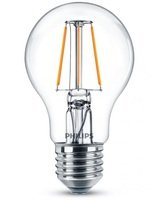 Лампа світлодіодна Philips LEDClassic 4-40W A60 E27 865 CL NDAPR
