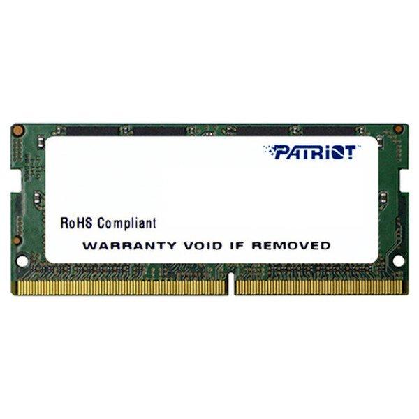 Купить Оперативная память - ОЗУ, Память для ноутбука PATRIOT DDR4 2666 16GB SO-DIMM (PSD416G26662S)