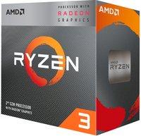 Процесор AMD Ryzen 3 3200G 4/4 3.6GHz 4Mb AM4 65W Box (YD3200C5FHBOX)