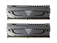 Пам'ять для ПК PATRIOT DDR4 3200 16GB KIT (8GBx2) Viper Steel (PVS416G320C6K)