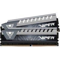 Память для ПК PATRIOT DDR4 2666 32GB KIT (16GBx2) Viper V4 Elite (PVE432G266C6KGY)