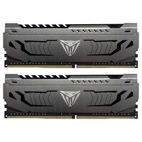 Пам'ять для ПК PATRIOT DDR4 3200 32GB KIT (16GBx2) Viper Steel (PVS432G320C6K)