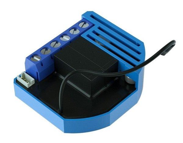 Купить Умный дом, Умное реле Smart Home Qubino Flush 2, 2 контакта, Z-Wave, 230V АС/30V DC, 2*4А