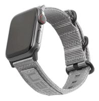 Ремінець UAG для Apple Watch 40/38 Nato Strap Gray