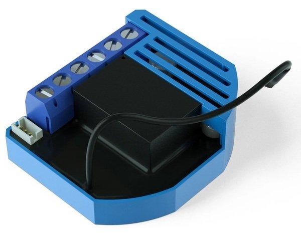 Купить Умный дом, Умное реле Smart Home Qubino Flush 1D, с сухим контактом, Z-Wave, 230V АС/30V DC, 10А