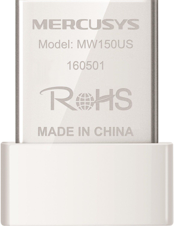 Wi-Fi USB адаптер Mercusys MW150US фото1
