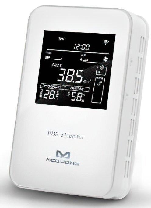 Умный сенсор универсальный MCO Home 3в1 White (MH10-PM2.5-WD) фото