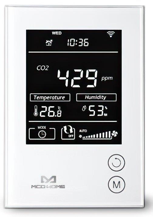 Умный сенсор универсальный MCO Home 4в1 White (MH9-CO2-WA) фото