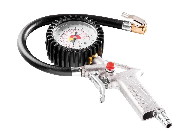 Пневмопистолет NEO для подкачки шин с манометром (12-546) фото