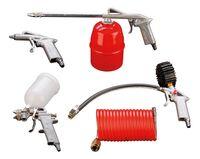 Набір фарбувального пневмоінструменту NEO 5 предметів (12-500)