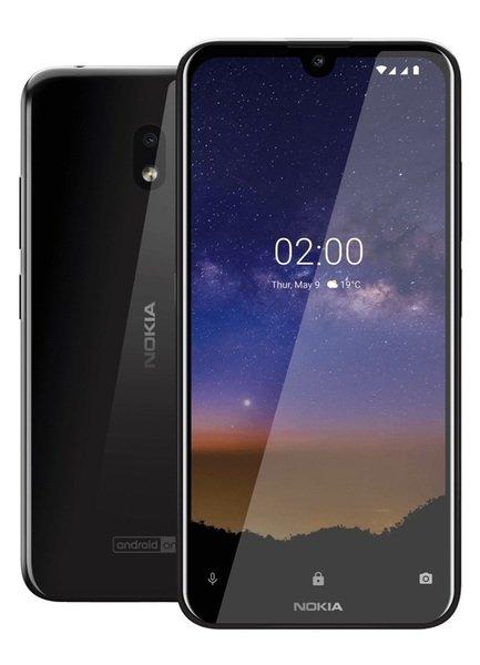 Смартфон Nokia 2.2 (TA-1188) 2/16GB DS Black фото 1