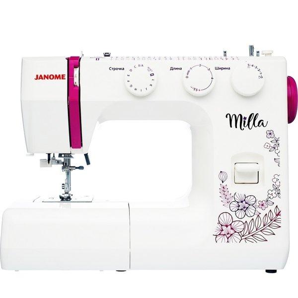 Купить Швейные машинки, Швейная машина JANOME Milla