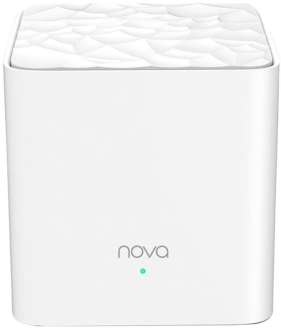 Беспроводная система Wi-Fi TENDA MW3 NOVA MESH (1шт) (MW3-KIT-1) фото 1