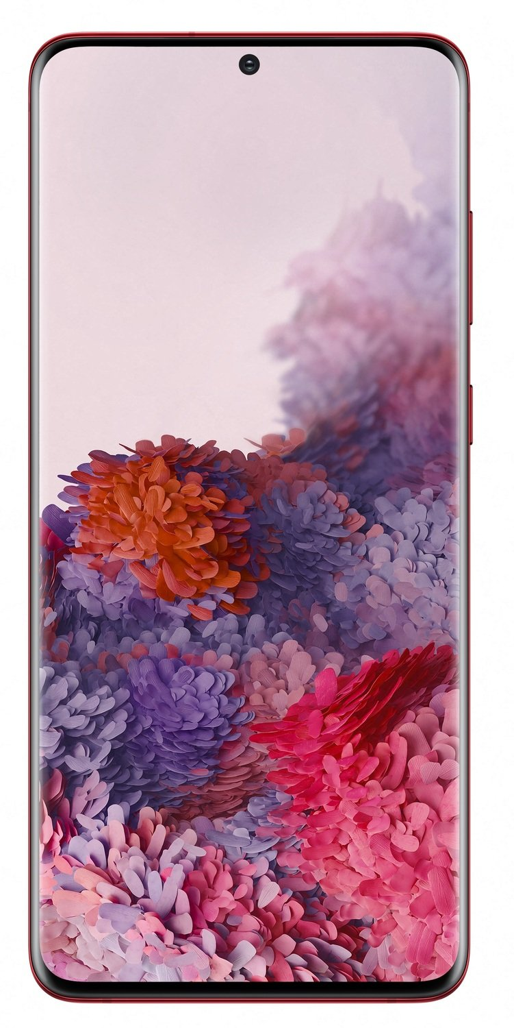 Смартфон Samsung Galaxy S20+ Red фото 1