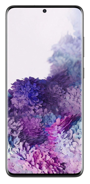 Смартфон Samsung Galaxy S20+ Black фото 1