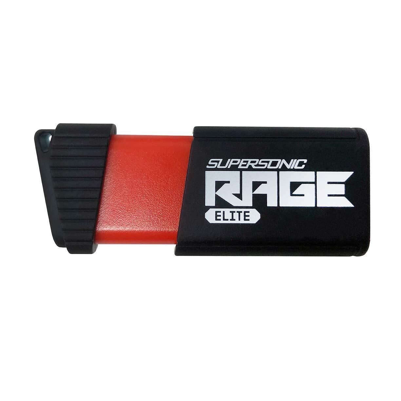 Накопичувач USB 3.1 Patriot Supersonic Rage Elite R400MB/s 256GB (PEF256GSRE3USB) фото