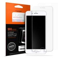 Стекло Spigen для iPhone 8/7 Plus Glas.tR SLIM Clear