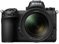 Фотоаппарат NIKON Z7 + 24-70 F4.0 + FTZ Mount Adapter + 64Gb XQD (VOA010K008)
