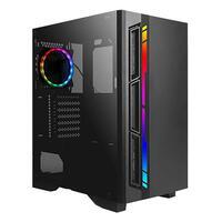 Корпус ПК Antec NX400 Gaming , без БП, 1xUSB2.0, 2xUSB3.0 (0-761345-81040-1)